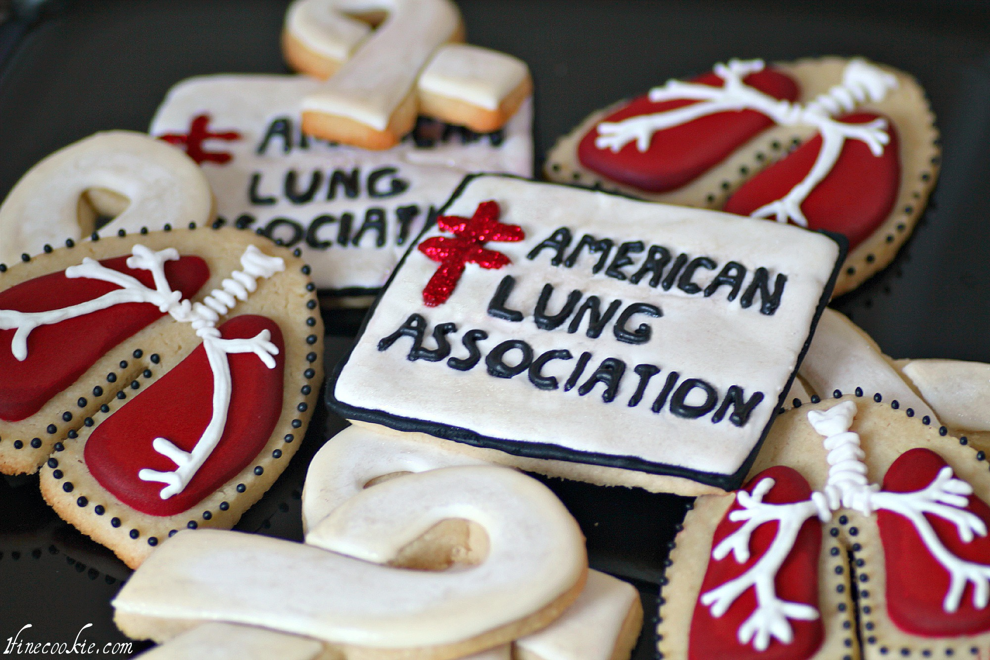 Project Fundraiser For American Lung Association Fall