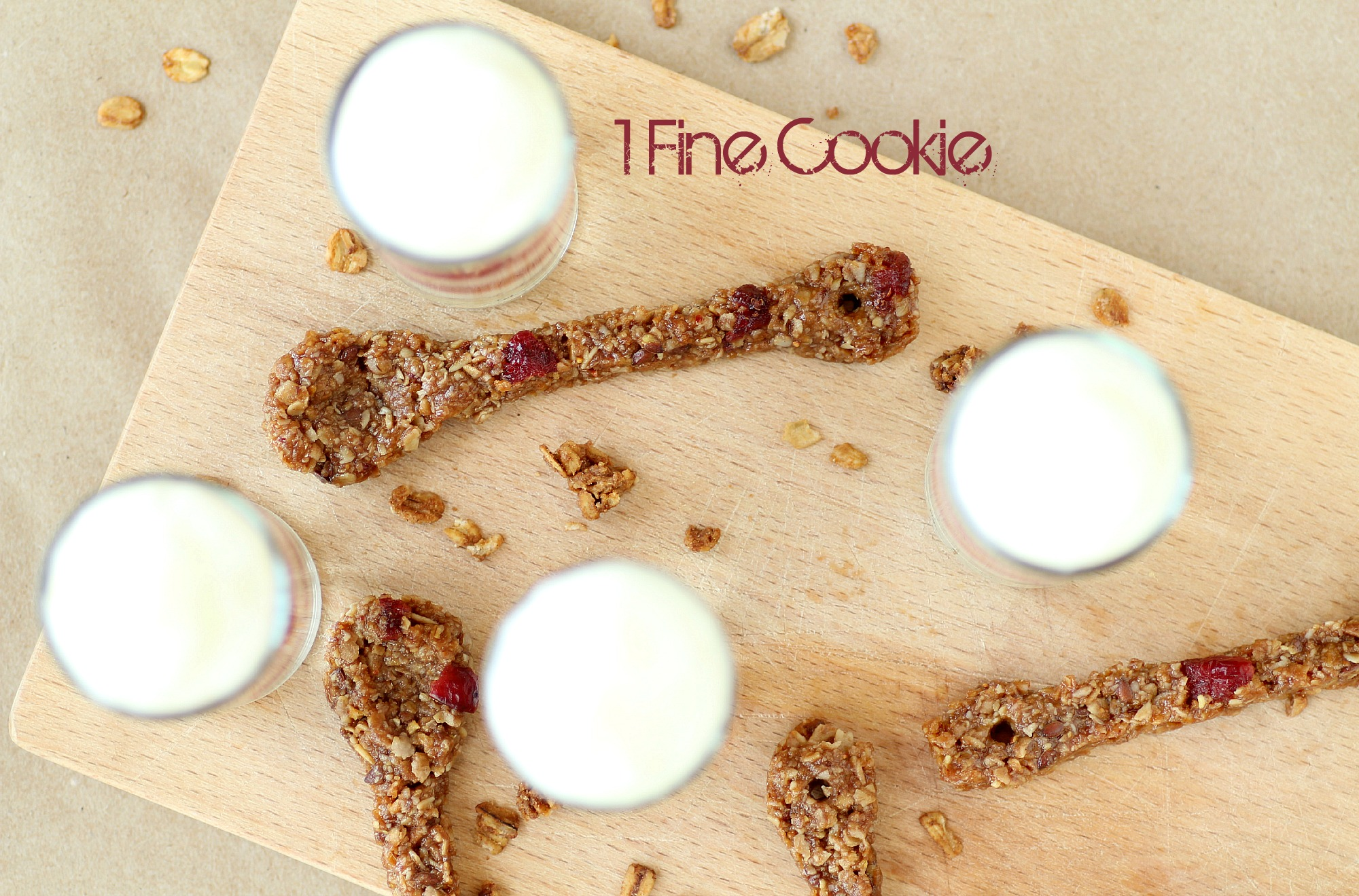 Granola Spoons Yes Spoons That Are Edible Plus A