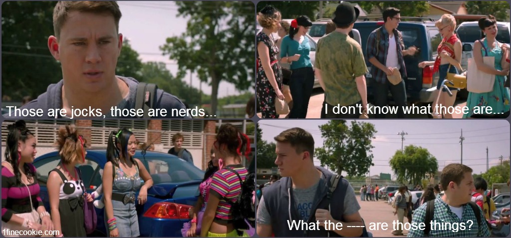 21 jump street, channing tatum, jonah hill, comedy movie, humor ...