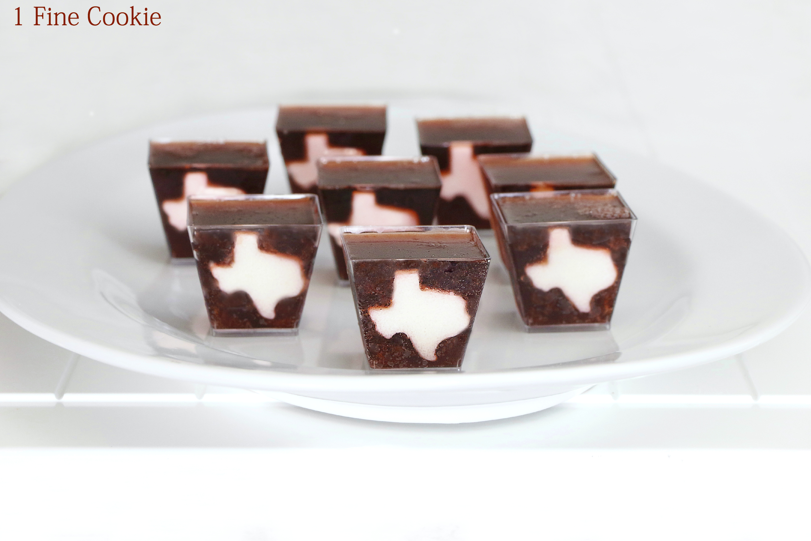 Texas Dr Pepper And Whiskey Jello Shots 1 Fine Cookie