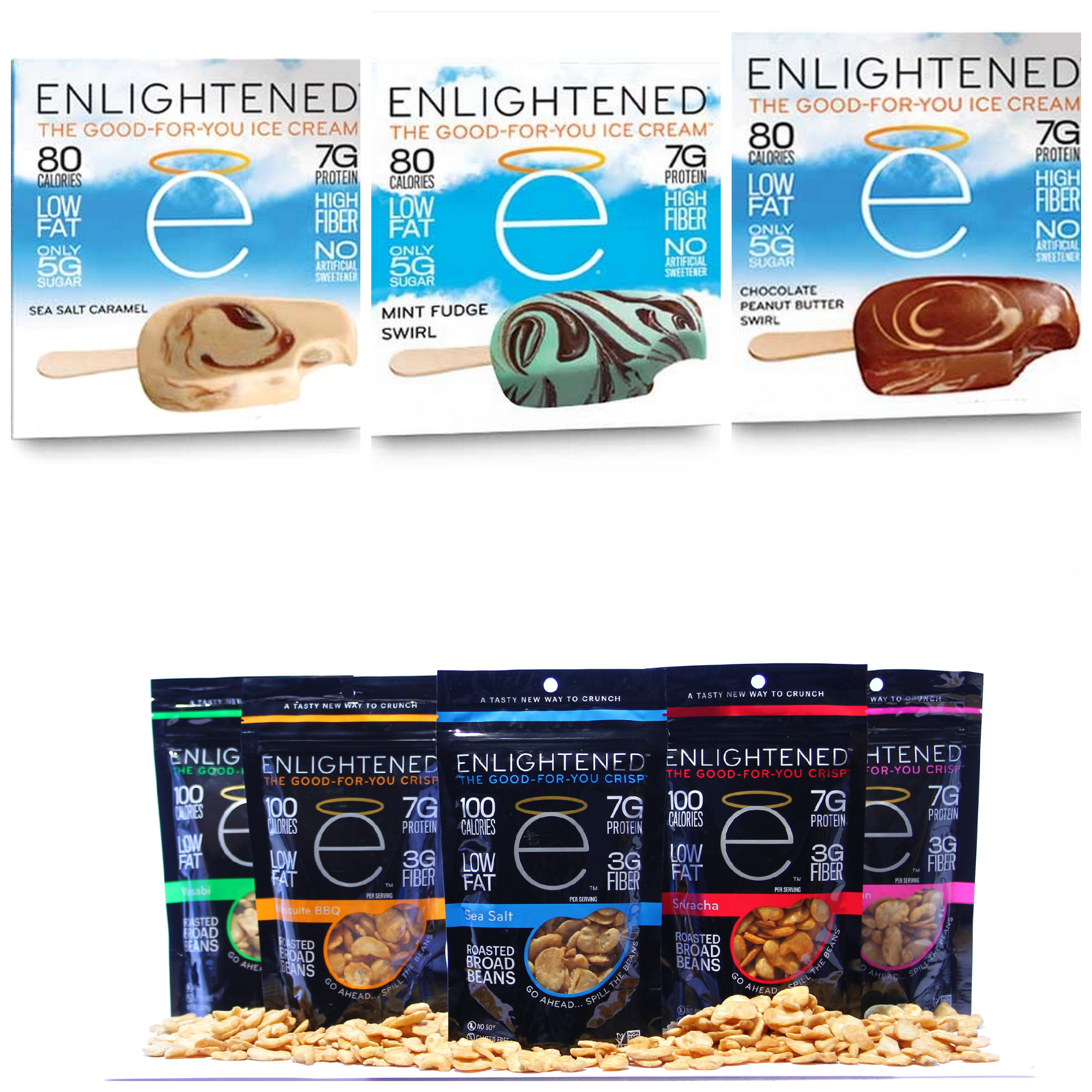 Eat Enlightened Ice Cream And Snack Giveaway 1 Fine Cookie
