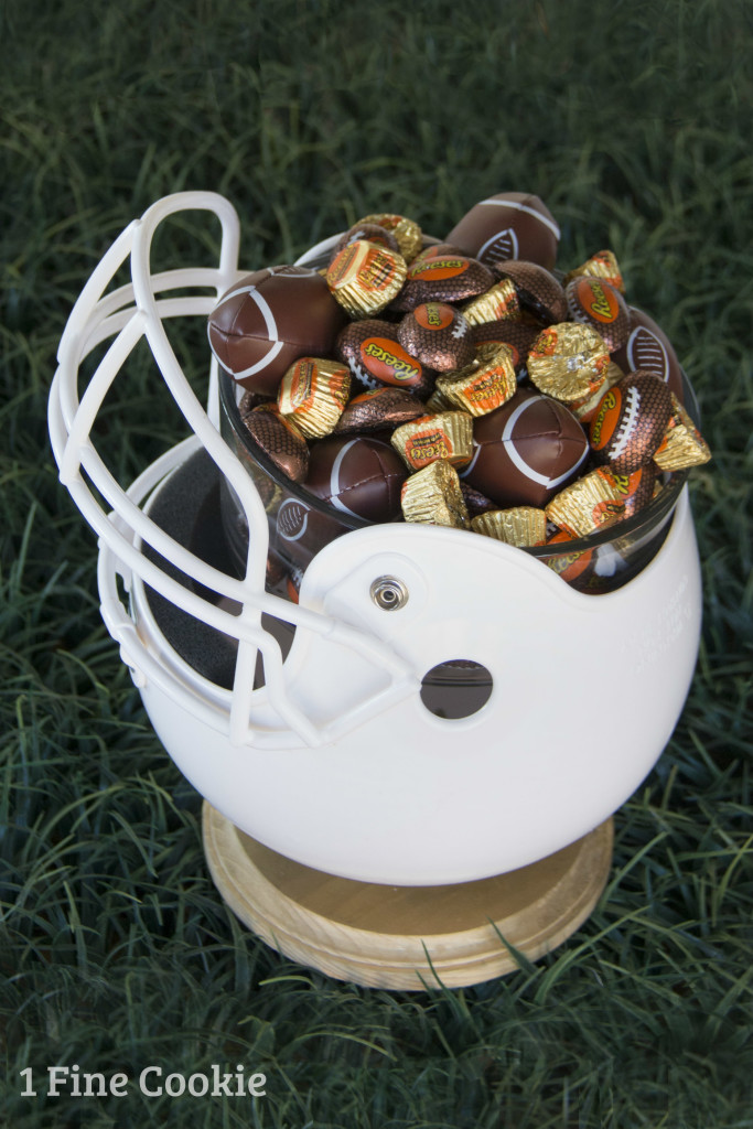 Diy Football Helmet Snack Bowl Amp Football Coca Cola Floats